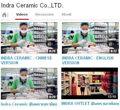 indra ceramic