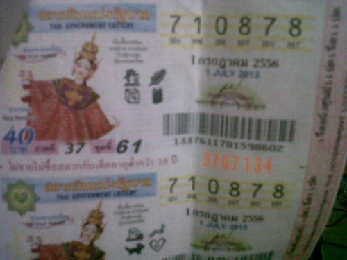 Thai lottery results 1 June 2014 icon