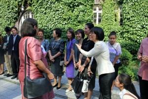 Besuch Prinzessin Sirindhorn am AAI Hamburg (29. Juni 2011) - Bild 10
