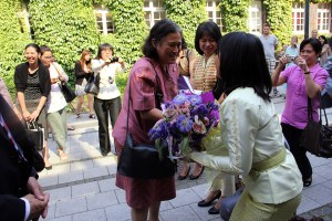 Besuch Prinzessin Sirindhorn am AAI Hamburg (29. Juni 2011) - Bild 11