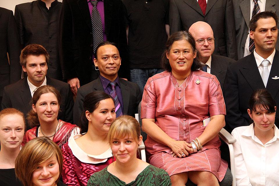 Besuch Prinzessin Sirindhorn am AAI Hamburg (29. Juni 2011) - Bild 35