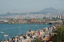 Побережье Черного моря в Турции