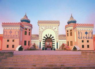 дворец 1000 и 1 ночь