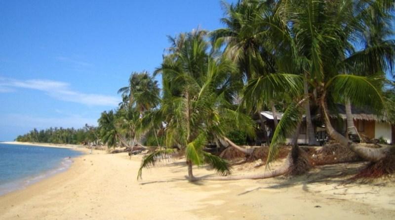Maenam Beach - Самуи