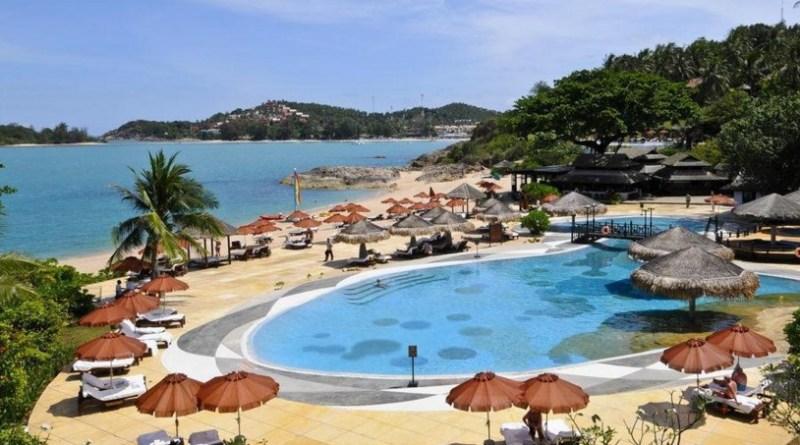 Отели Самуи с собственным пляжем1