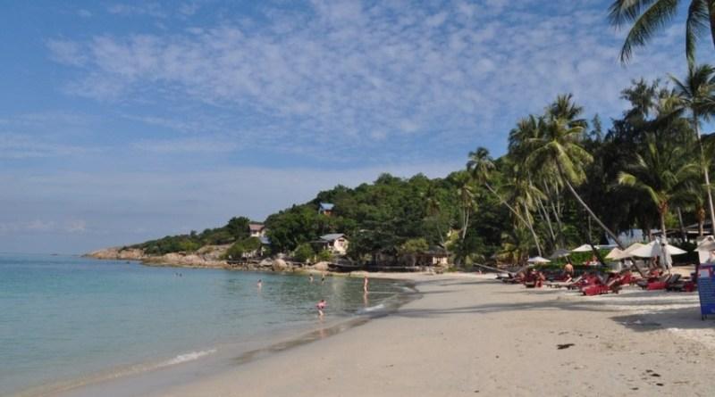 Thongson Beach (Тонгсон) - Самуи2