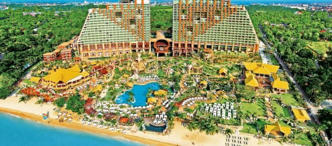 аквапарк Centara Grand Mirage Beach Resort Pattaya