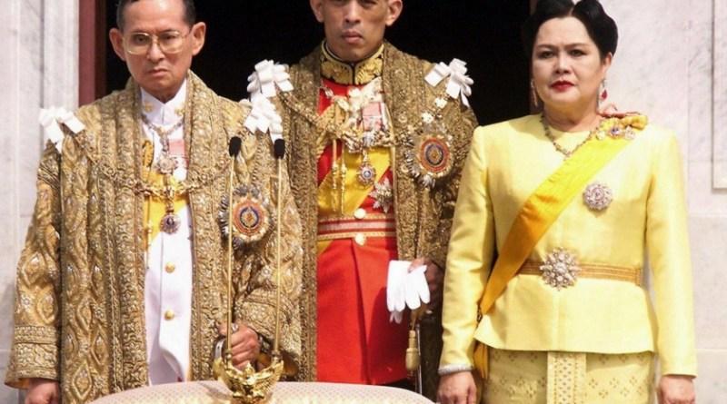 День коронации в Таиланде