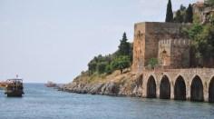 Крепости Аланьи