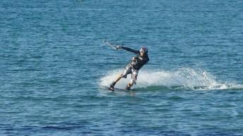 катание на водных лыжах в Турции