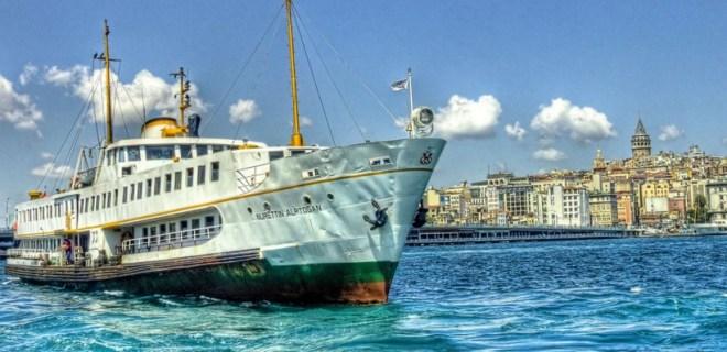 морская поездка на яхте в Турции