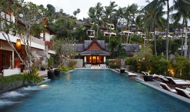 Отель Ayara Hilltops Boutique Resort & Spa