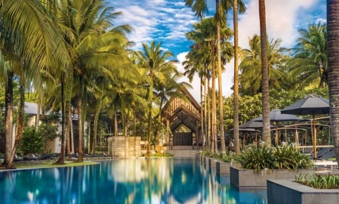 отель Twinpalms Phuket Resort