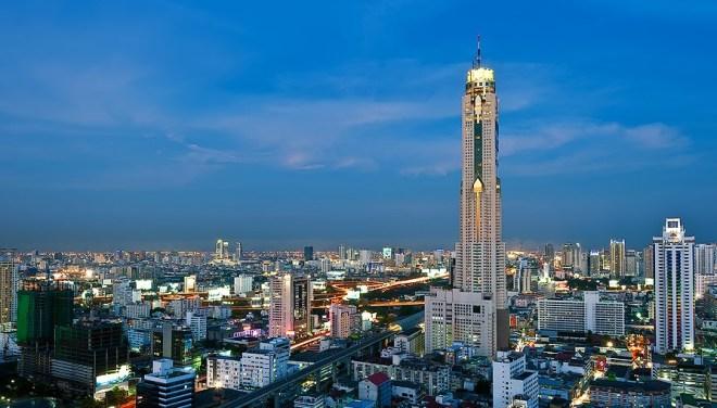 Байок Скай в Бангкоке