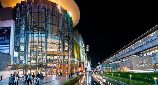 Торговый центр «Сиам Парагон» в Бангкоке