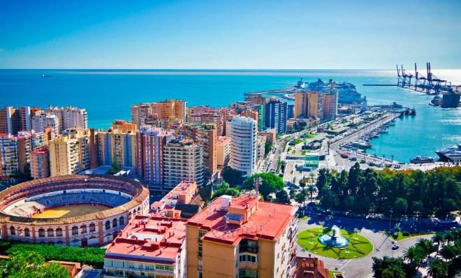 Малага - Испания