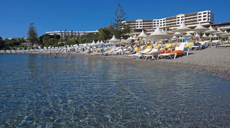 Отели греции с собственным пляжем - все включено