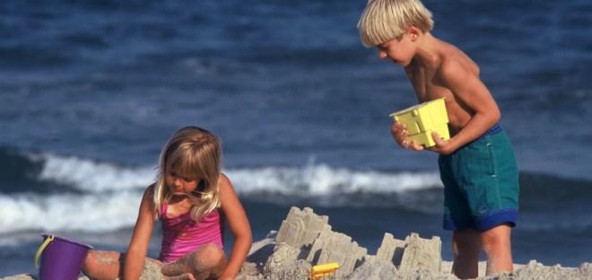 Где лучше отдыхать в Греции с детьми до 4 лет
