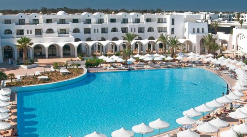 Отели Туниса 4 звезды - все включено - первая линия - цены
