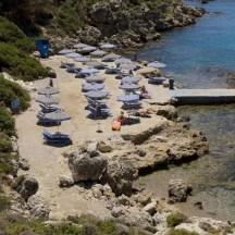 Пляж Ладико́