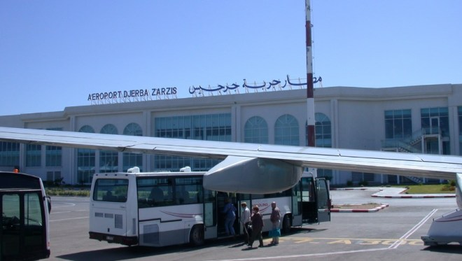 Аэропорт Зарсис – DJE