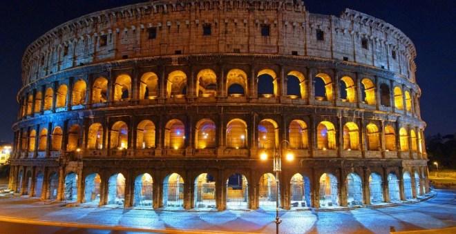 Римский Колизей - Италия