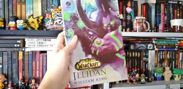 World of Warcraft: Illidan de William King (Resenha)