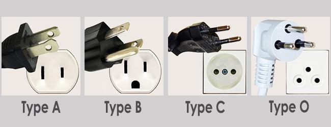 Socket Type A B C O ThaiSims