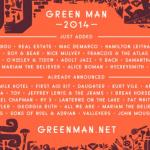 Festivals: Green Man Make Additions To Lineup
