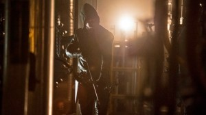 Arrow's Stephen Amell. Courtesy of The CW.