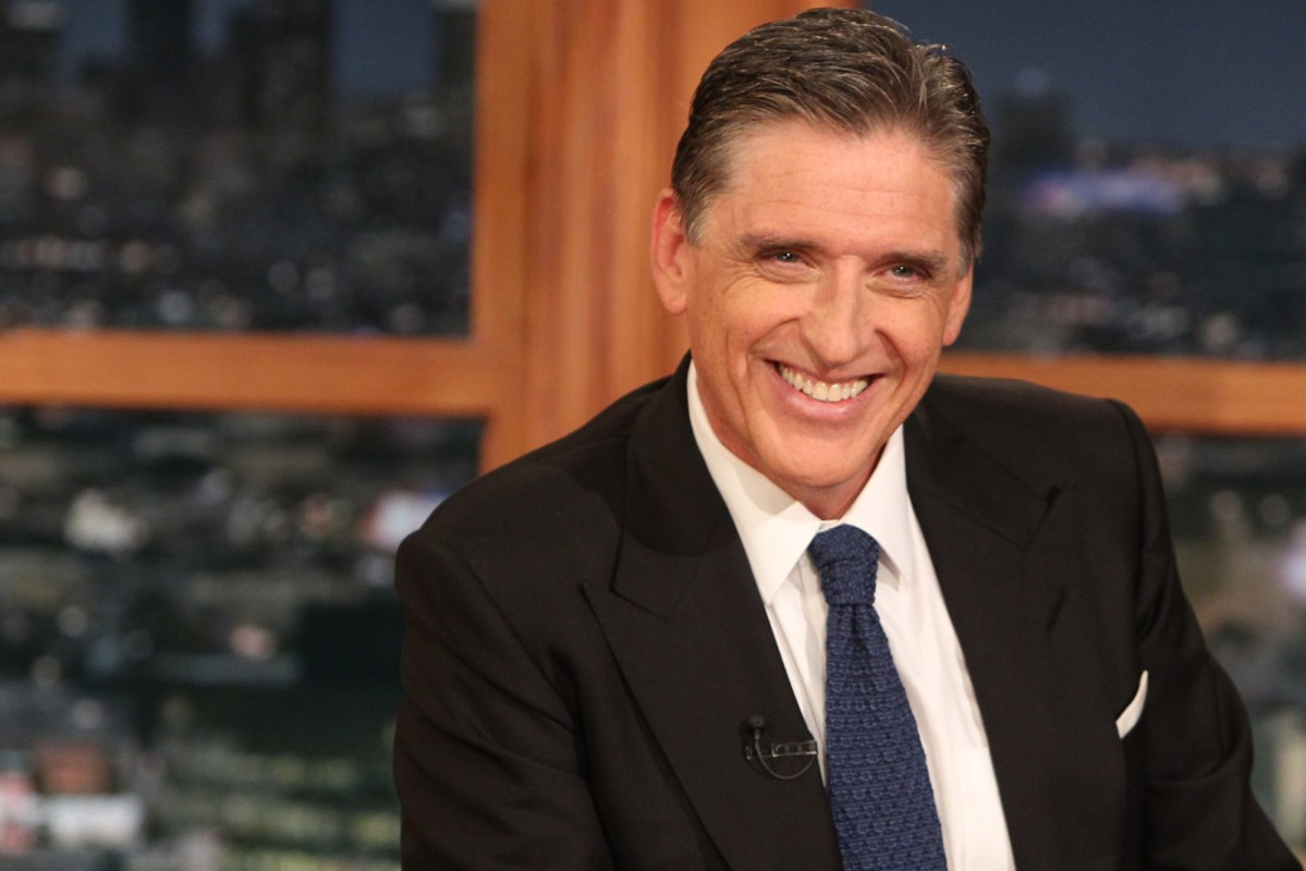 Flashback Friday: THE LATE, LATE SHOW WITH CRAIG FERGUSON (Or, we aren't ready to say goodbye)