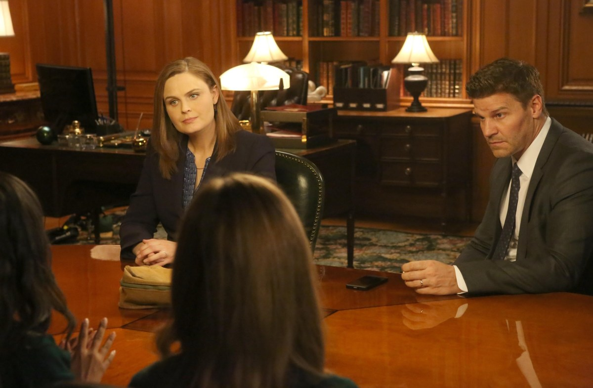 "BONES 10x17&10x18 Debriefing: ""Later Is Not a Guarantee"""