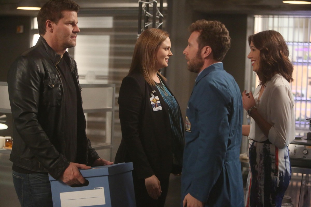 "BONES 10x22 Debriefing: ""Change is Good, Right?"""