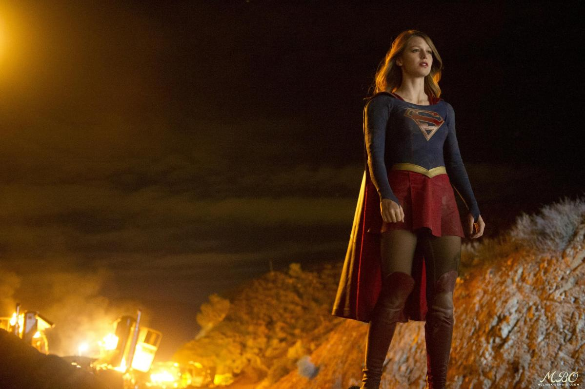 Why SUPERGIRL is a super breath of fresh air