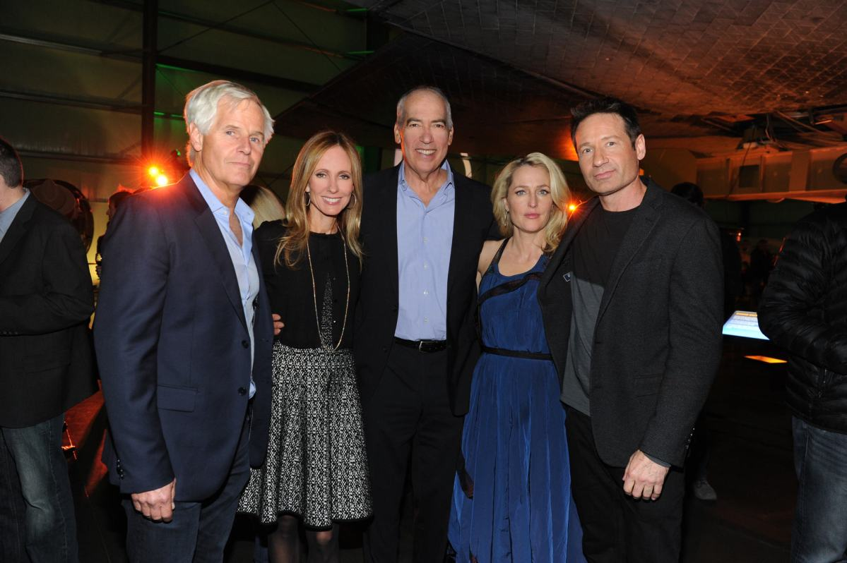THE X-FILES Season 10 Premiere (!) Party Photos!