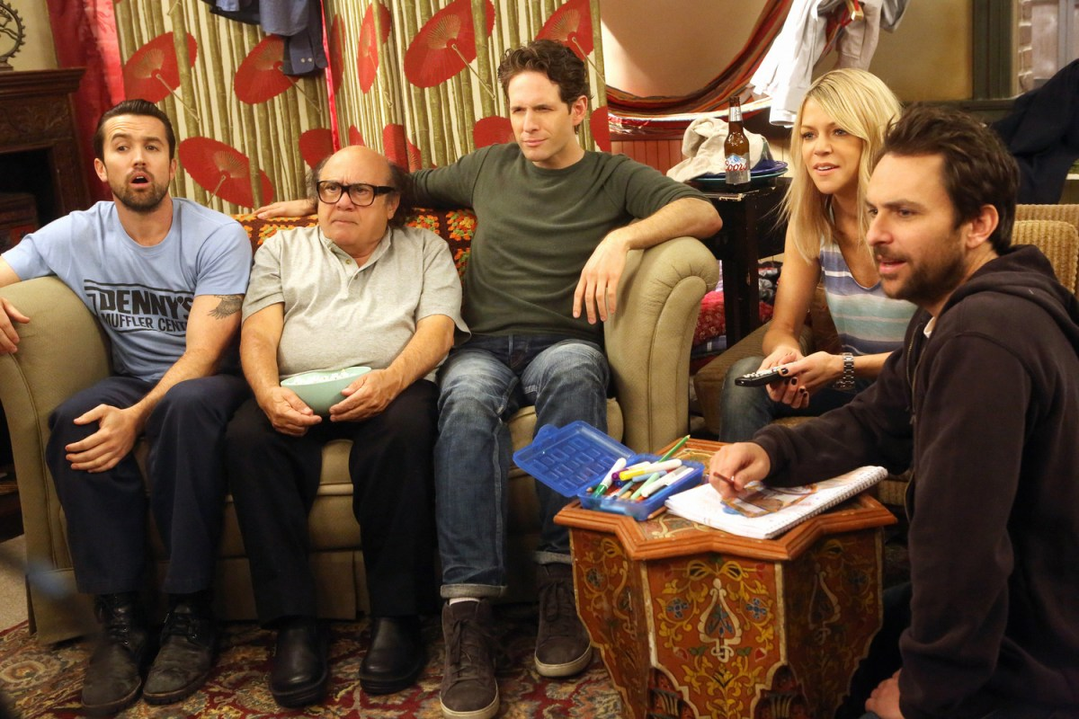 IT'S ALWAYS SUNNY 11X04 Debriefing: Dennis and Dee Make A Porno