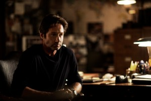 THE X-FILES: David Duchovny. The next mind-bending chapter of THE X-FILES debuts with a special two-night event beginning Sunday, Jan. 24 (10:00-11:00 PM ET/7:00-8:00 PM PT), following the NFC CHAMPIONSHIP GAME, and continuing with its time period premiere on Monday, Jan. 25 (8:00-9:00 PM ET/PT). ©2016 Fox Broadcasting Co. Cr: Ed Araquel/FOX