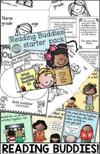 Fun, low-prep start to your #ReadingBuddy program! #bestresourceever $