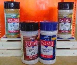 Redmond seasoning