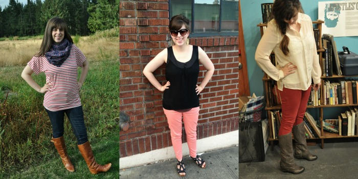 skinnies collage