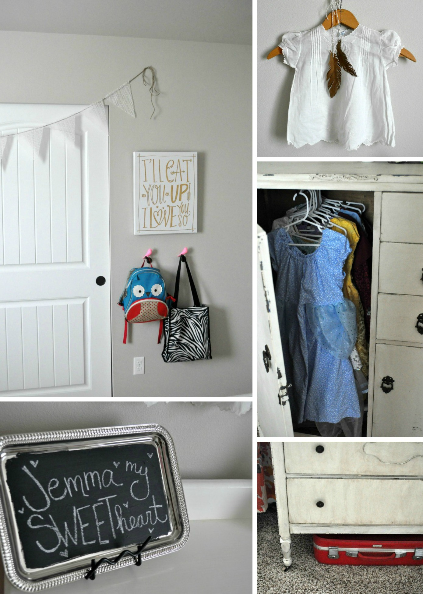 big girl room details 3