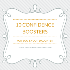 10 Confidence Boosters For You & Your