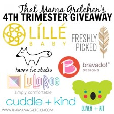 THAT MAMA GRETCHEN'S 4TH TRIMESTER GIVEAWAY