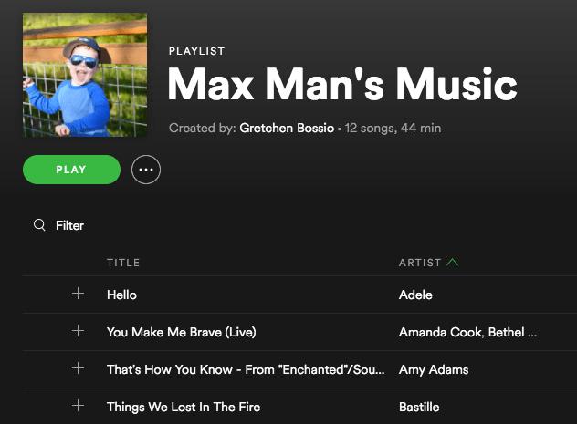 Max Man's Music