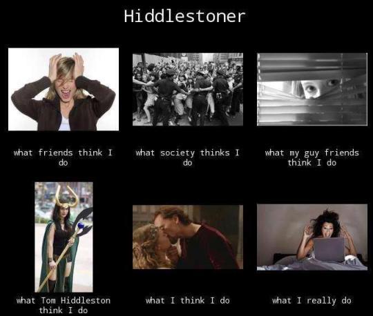Hiddlestoner, fans