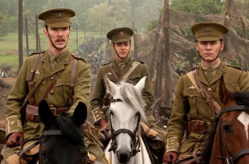 Tom Hiddleston, War Horse, Benedict Cumberbatch