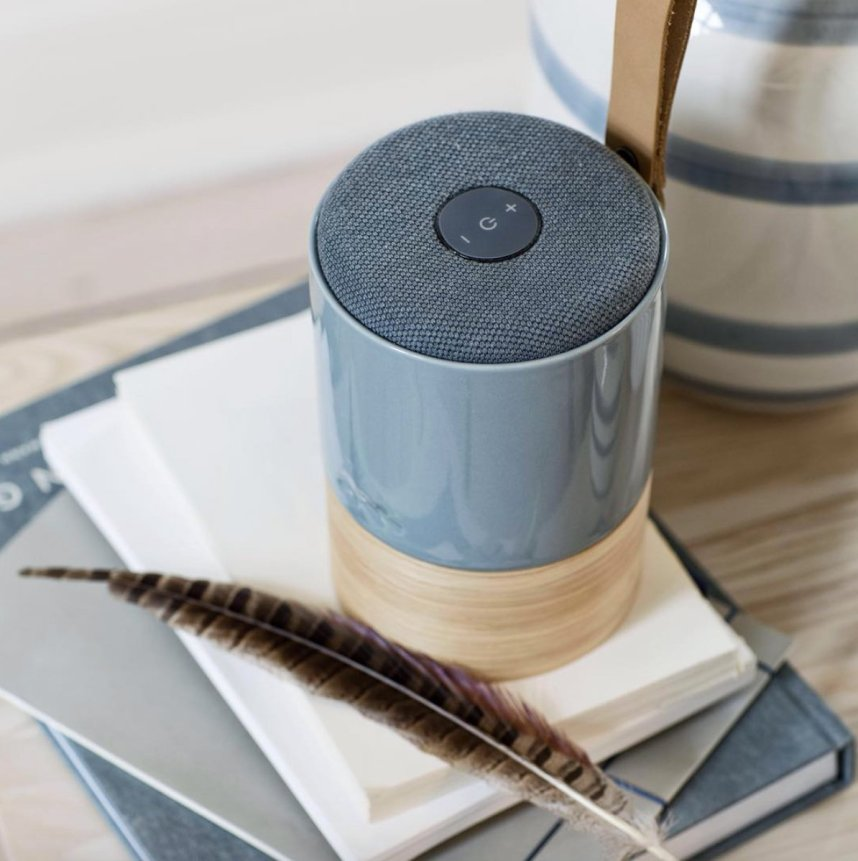 fugato_blue_danish_ceramic_speaker