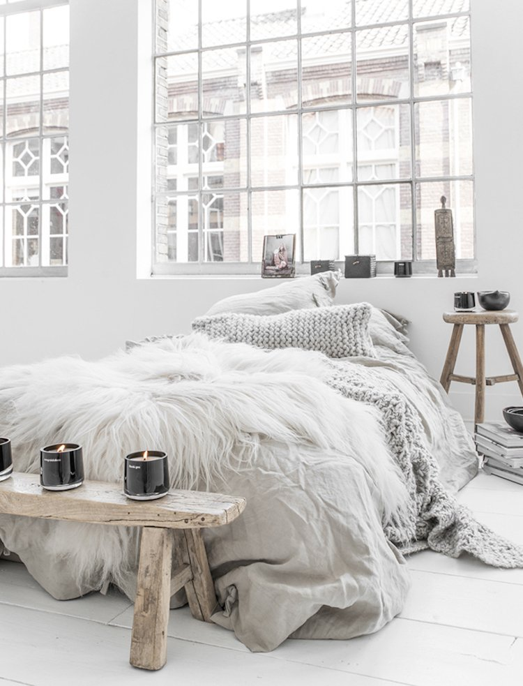 10 ways to create a cozy bedroom for Cozy bedroom ideas