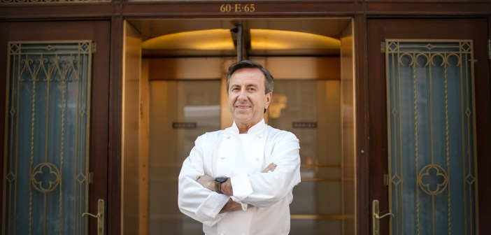 Chef Daniel Boulud: Insights from the Kitchen and Beyond