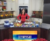 TSJ's Edible Menorahs *As Seen on CT Style News 8*